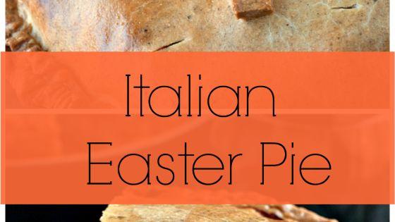 Easter Pie | Recipe | Easter Pie, Italian Meats and Italian recipes