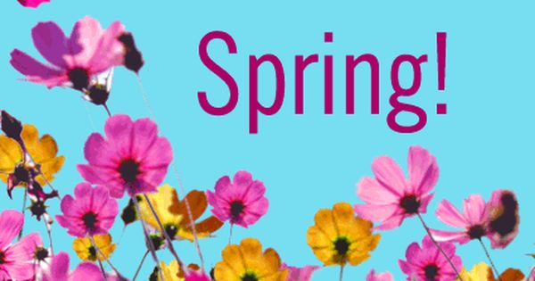 Spring wishes with this ecard. | EASTER | Pinterest | Happy spring day ...