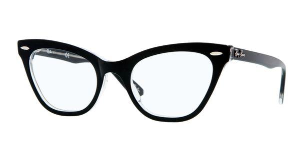 RayBan Cat Eye glasses.