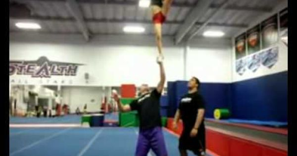 Thats crazy partner stunting! This reminds me why I love (and miss)