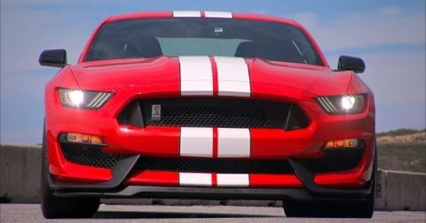 2015 Ford Mustang Shelby Gt350 Steals One Trick From A Ferrari