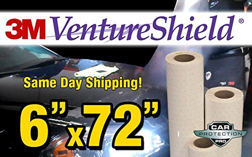 3m Ventureshield Clear Bra Paint Protection Bulk Film Roll