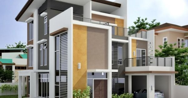 Modern home exterior paint colors for house paint color - Virtual paint your house exterior minimalist ...