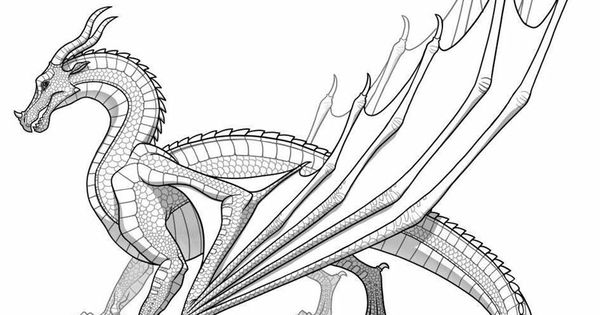 Dragon Coloring Pages Printable Http://procoloring.com