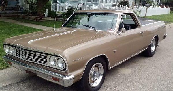 Dodge Charger List >> 64 El Camino | GM cars | Pinterest | El camino, Cars and ...