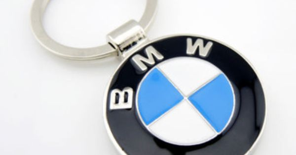 chain With M Emblem And includes Bmw Colors By Arget BMW compatible Leather KeyChain With Key Ring