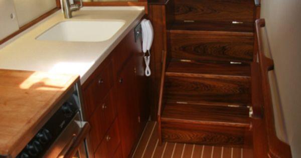Small Boat Interior Ideas Boat Interior Restoration Tiny Houses Pinterest Boat Interior