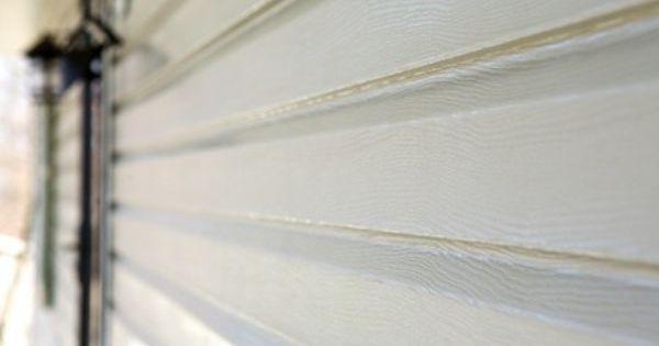 Restoring Vinyl Siding With Linseed Oil Vinyl Siding Linseed Oil Siding
