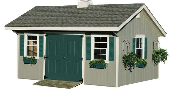 bungalow garden building with floor lb1220f at the home depot wish list for the cottage pinterest garden buildings a