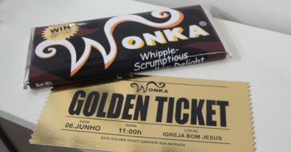 Festa Tema A Fantastica Fabrica De Chocolate Em 2020 Fabrica