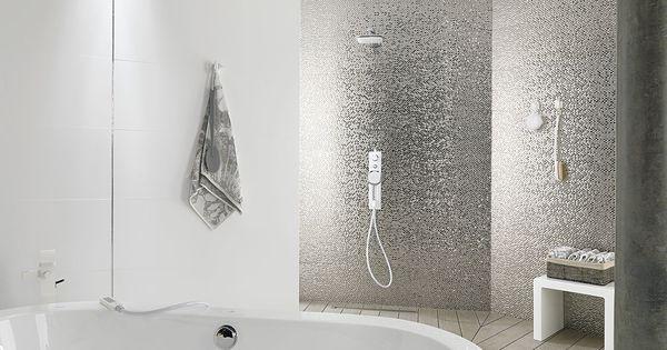 Porcelanosa efeito metal madison plata 31 6 x 90 cm for Carrelage porcelanosa