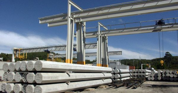 Structural Concrete Systems : Structural concrete industries design info marina