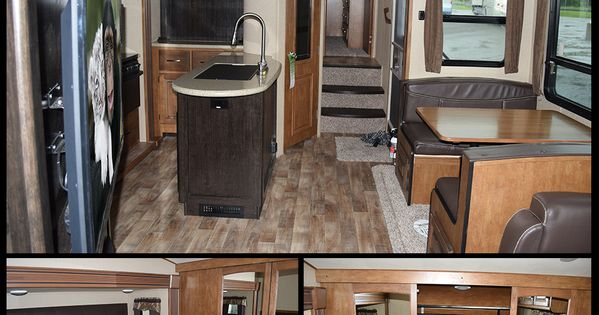 The 2016 Grand Design Reflection 357bhs Fifth Wheel Is Perfect For The Larger Family With Its