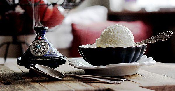 Frankincense Ice Cream | Recipe | Ice, Cream and Recipe