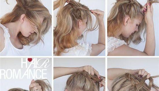 Tips de diy peinados paso a paso para fiesta esthela - Ver peinados de fiesta paso a paso ...