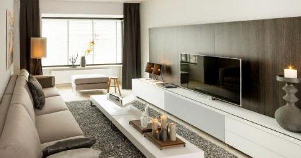Mijn vergaarbak van leuke idee n die ik wil toepassen in mijn huis mooi in in een lange - Modulaire kamer ...