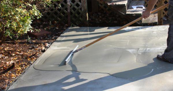 Project Videos Sakrete Diy Renovation Concrete Resurfacing Concrete Projects