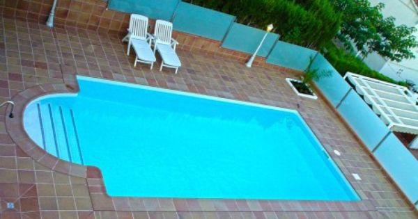 Piscina de obra de 9x4 5 referencia piscina obra de 9x4 5 for Gresite piscinas colores