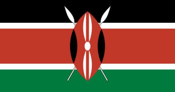 kenya flag pictures free