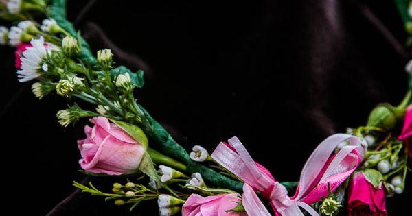 DIY Wedding Pinterest Halo Flower Girl Halo And Flower