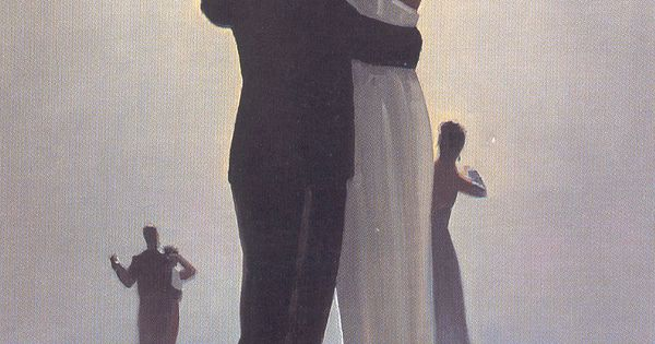 Jack Vettriano Dance Me to the End of Love I Painting