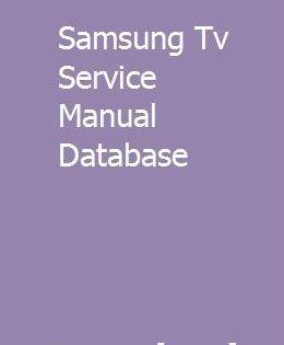 Samsung Tv Service Manual Database Garage Door Opener Garage Doors Door Opener
