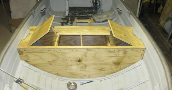 1968 12 Foot Mirrocraft Aluminum Boat Mod Page 1 Iboats