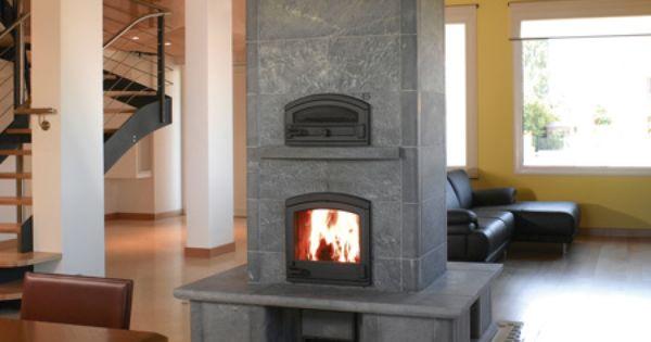 Masonry Heater Design House House House Design Home