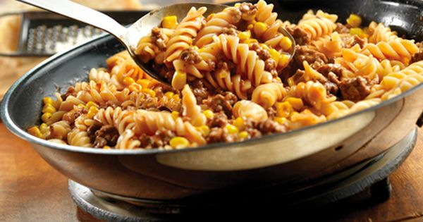 You Ll Be Rewarded With Smiles When You Make This Quick Cooking Skillet Dish That Mixes Seasoned