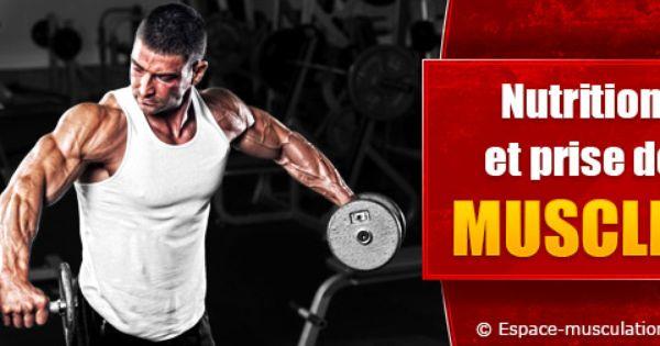 R ussir sa prise de masse bodybuilding nutrition et muscle - Regime prise de masse ...