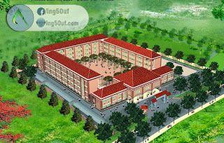 مخطط مشروع مدرسة كبيرة 4 طوابق كاملا اوتوكاد Dwg خربشات مهندس Architecture Deaf Education House Styles