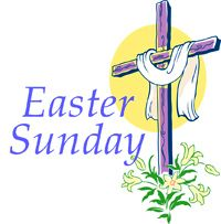 Clipart For Easter Sunday