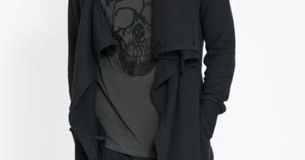 zweireiher cape t shirts herren neue kollektion. Black Bedroom Furniture Sets. Home Design Ideas