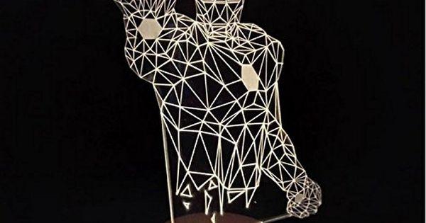 Iron Man table lamp