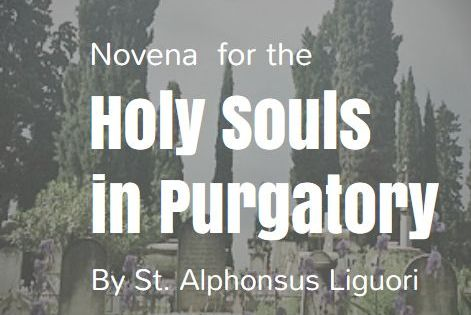 Pray a Novena for the Holy Souls in Purgatory | Relationships