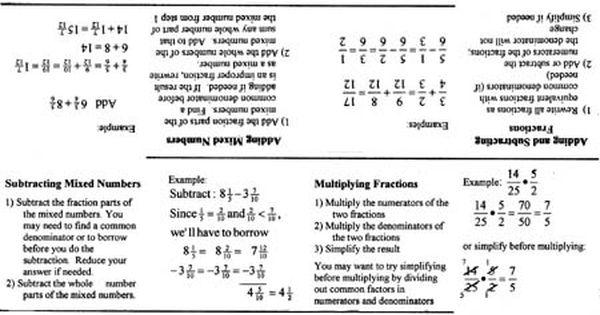printable math journal mini books