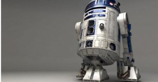 R2D2: The most vulgar character of all time. They bleeped out every