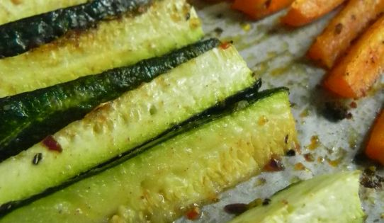 The Best Way to Cook Zucchini and Carrots   Voracious Vander   keeper ...