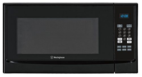 Kitchen Cabinets Ideas Westinghouse Wcm14110b 1100 Watt Counter Top Microwave Oven 14 Cubic Feet Black Cabi Top Microwaves Microwave Oven Microwave