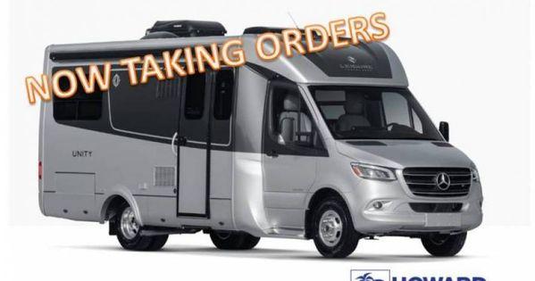 New 2021 Leisure Travel Vans Unity 24rl Class B Plus Diesel Wilmington Nc Howard Rv Center Rv Sales Nc No Leisure Travel Vans Travel Van Travel And Leisure