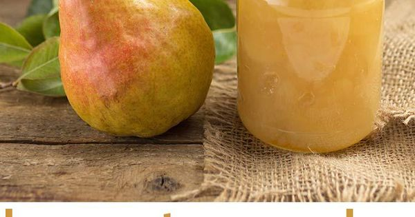 Pear preserves, Preserve and Pears on Pinterest