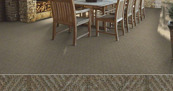 Shaw Carpet In A Woven Visual Perfect For Use Indoors Or