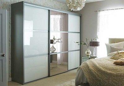 Get Traditional Look In Your Bedroom With Mirror Wardrobe Anlamli Net In 2020 Wardrobe Doors Sliding Wardrobe Doors Mirrored Wardrobe Doors