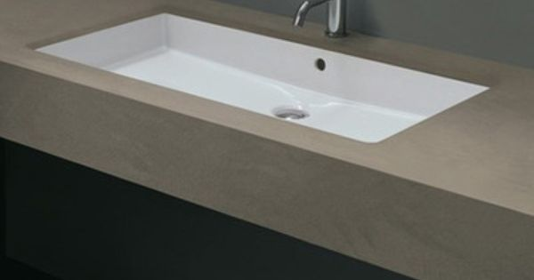 Ceramica Ceramic Rectangular Undermount Bathroom Sink With Overflow Undermount Bathroom Sink Rectangular Sink Bathroom Bathroom Sink Design