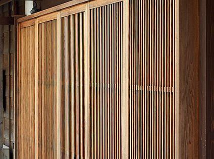 doors in kamakura by bernard languillier