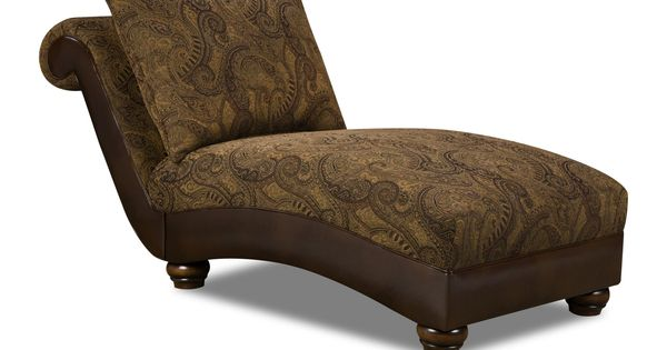 Simmons Zephyr Vintage Aspen Chaise Crazy About