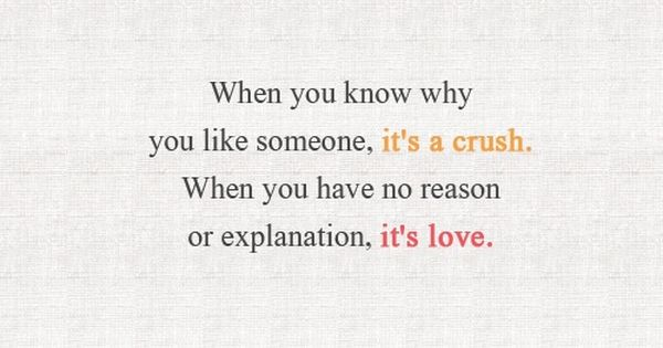 Quotes About Crushes That Don't Like You