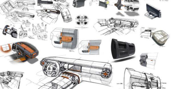 2015 Citroen Aircross Design Development Interior