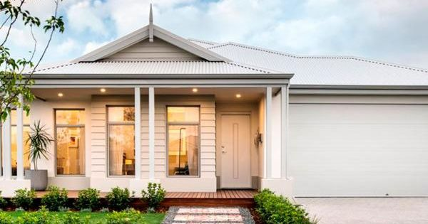 Front Elevation Designs Perth : House designs perth new homes wa dale alcock