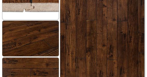 Builddirect Laminate Flooring 12mm Handscraped Muskoka